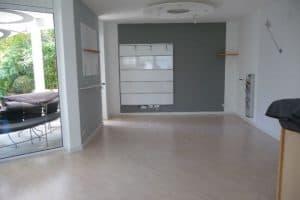 Buche Mosaikparkett - Weiß eingefärbt 04