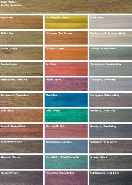 Laminat farbmuster  Treppe abschleifen und färben › Fachartikel
